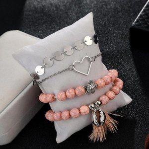 Bracelets & Bangle Assortment (4)